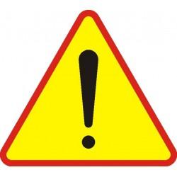 Znak A-30 Inne Niebezpieczeństwa