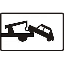 T24 Pozostawiony pojazd zostanie usunięty na koszt właściciela