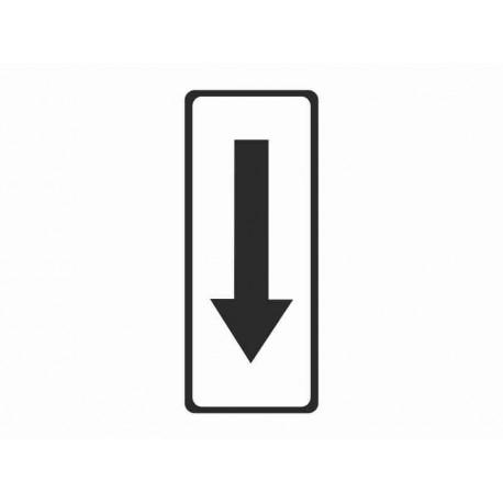 Tabliczka T25c Koniec (odwołanie) obowiązywania zakazu
