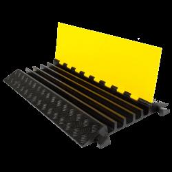 Próg kablowy 900x500x50 mm z 5 kanałami 40x30 mm