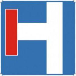 Znak D-4b Wjazd na Drogę bez Przejazdu