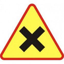 A-5 Znak Skrzyżowanie Dróg
