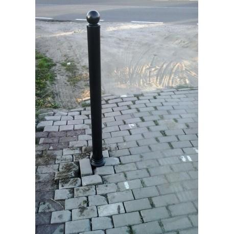 Słupek Drogowy Blokujący Parkingowy Ozdobny Ciężki