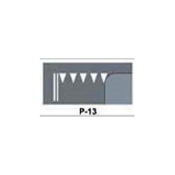 Szablon P13 Trójkąty