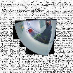 Lustro sferyczne 1/8 Kuli 1000mm