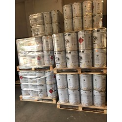 Farba drogowa KONTUR biała 726 kg / 440 L paleta 22 puszki