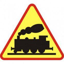 A-9 Znak Przejazd Kolejowy Bez Zapór
