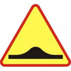 A11a Znak Próg Zwalniający